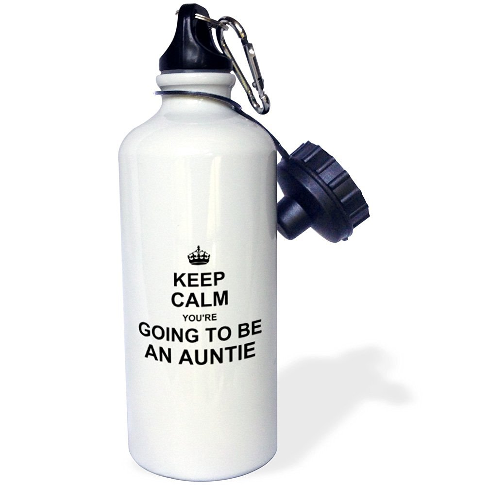 11-Ounce 3dRose mug/_194457/_1 Keep Calm Youre Going To Be An Auntie Future Aunt Auntie Text Gift Ceramic Mug