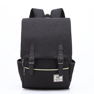 Wholesale men women vintage backpack back pack new fashion big travelling backpack