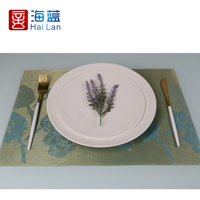 Best Of Oval Placemats Washable
