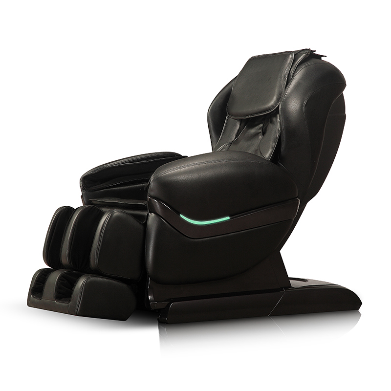 massage chair with L-track / luxury full body electric portable massage chair