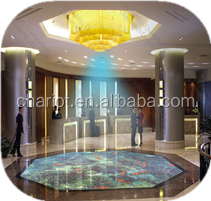 best price interactive floor projection includes mini pc,projector