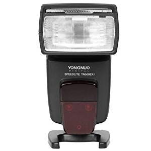 Yongnuo YN-568EX II 4-Channel TTL Flash Speedlite for Canon E-TTL/E-TTL II Cameras