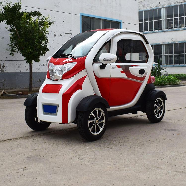 China 2 Seats Small Penger Electric Car