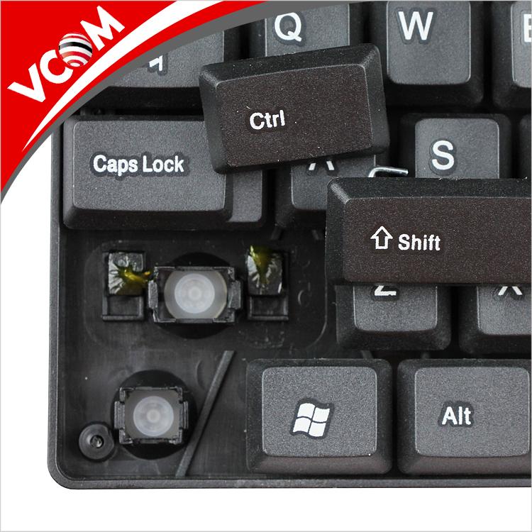 2020 trend ürünleri akıllı USB optik kablolu klavye bilgisayar Laptop için klavye üreticisi