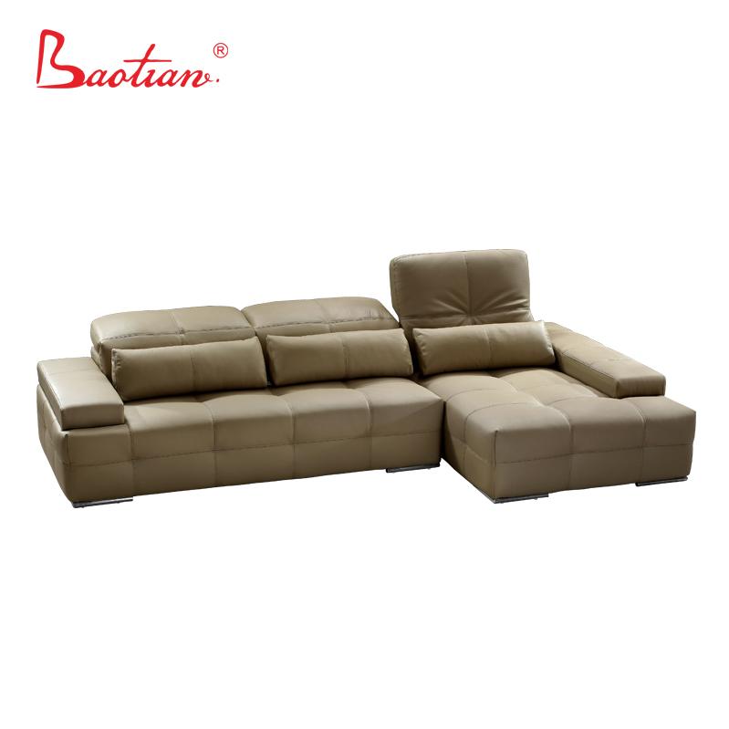 Arabian Leather Sofa Sectional