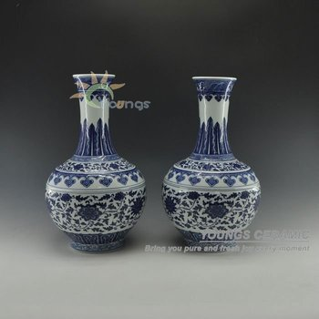 Old Chinese Qing Period Qianlong Ceramic Vase Buy Qianlong Vase