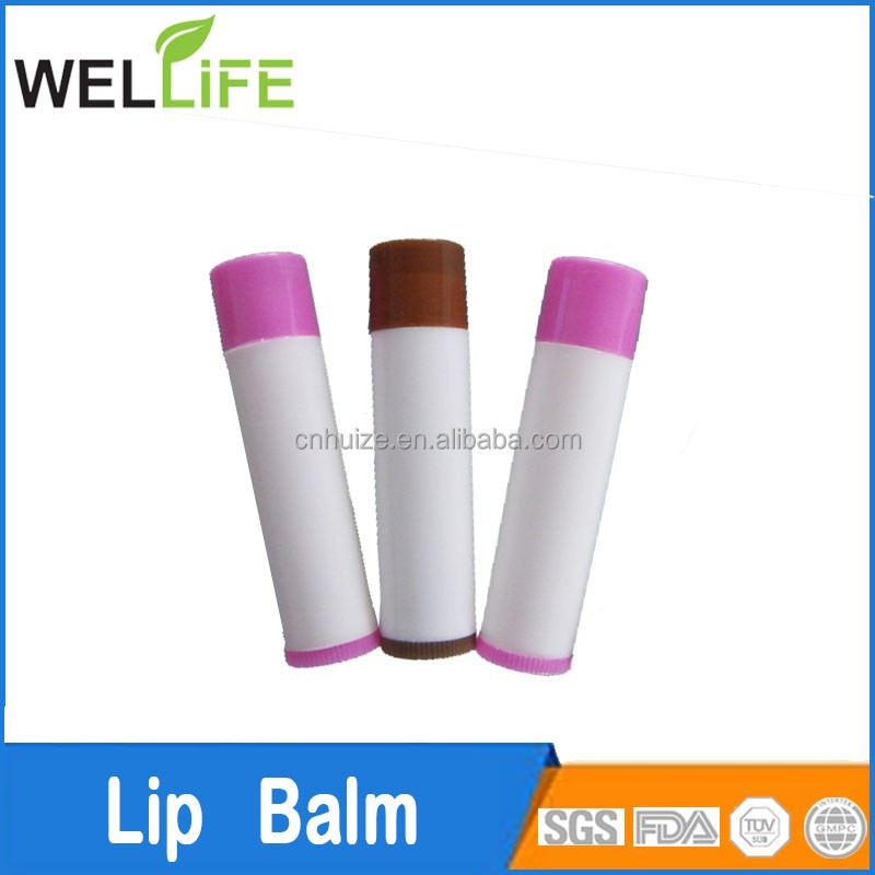 factory wholesales rose essence 5g fruit lip balm for adult and children lip stick