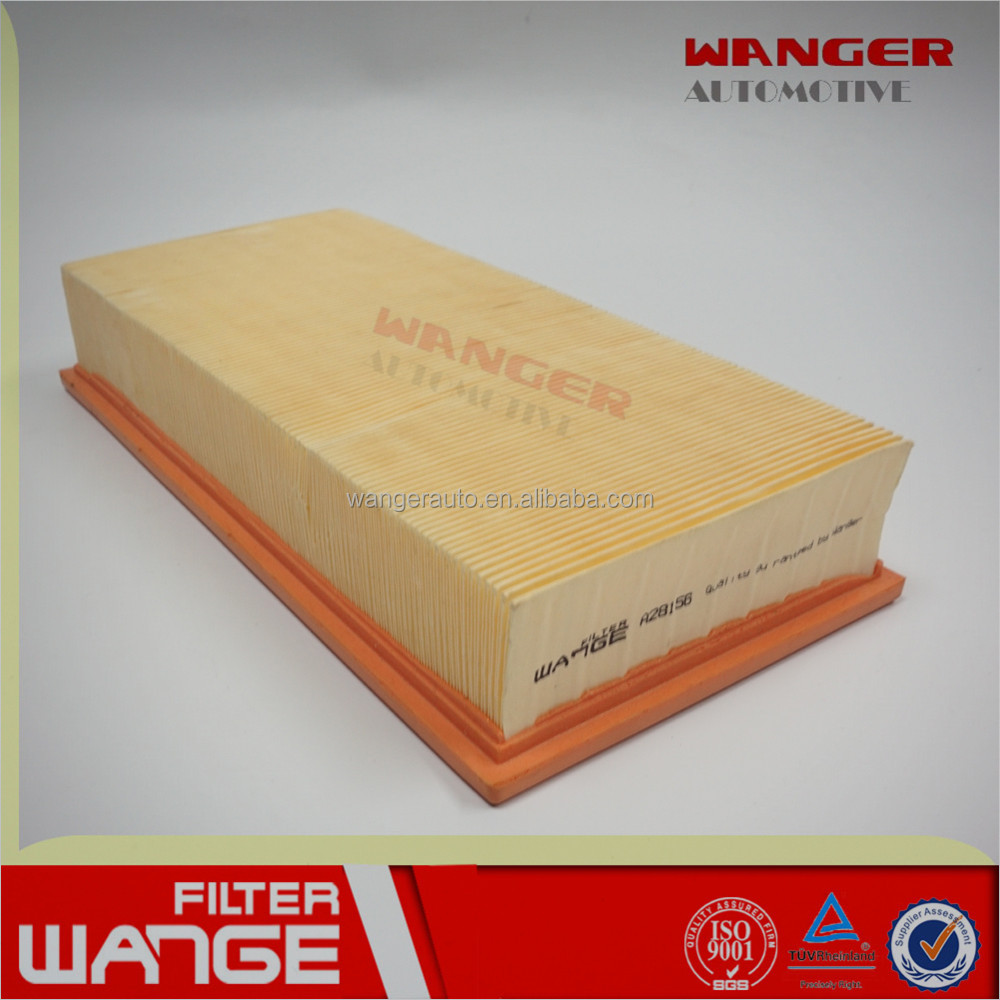 high performance FIAT/Peugeot car air filter 1444-T8 C33156/1