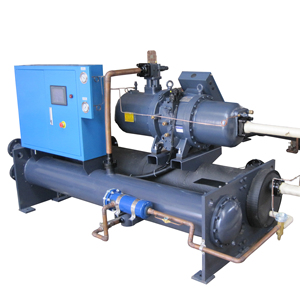 CE Industrial high efficiency big Air cooled screw wholesale ceramic dip chiller