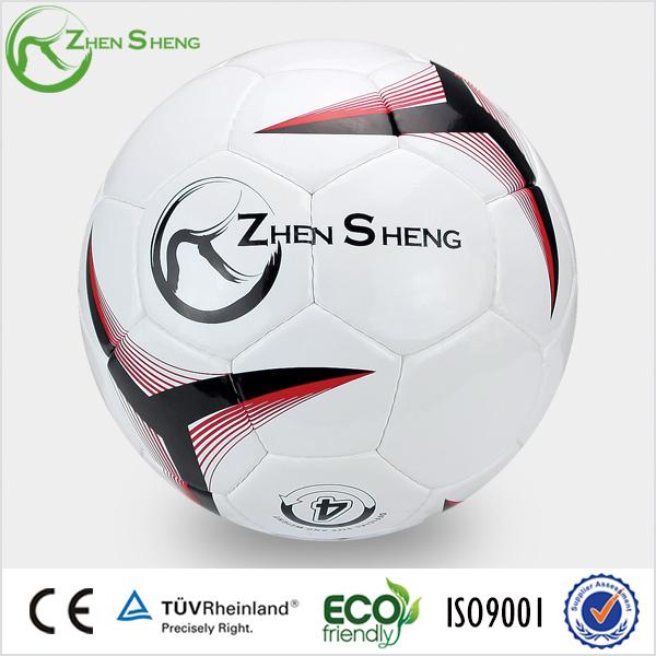 Zhensheng 맞춤 크기 5 월드컵 pvc 축구 공