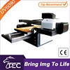 Best selling A2 TJ6090 any hard materials automatic pvc pipe inkjet printer machine