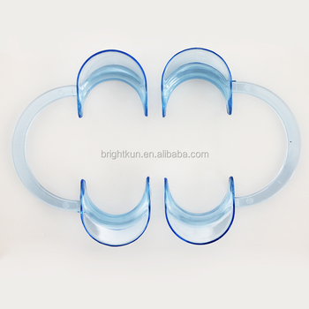 BKO024 new dental lip mouth and teeth whitening kit cheek retractor