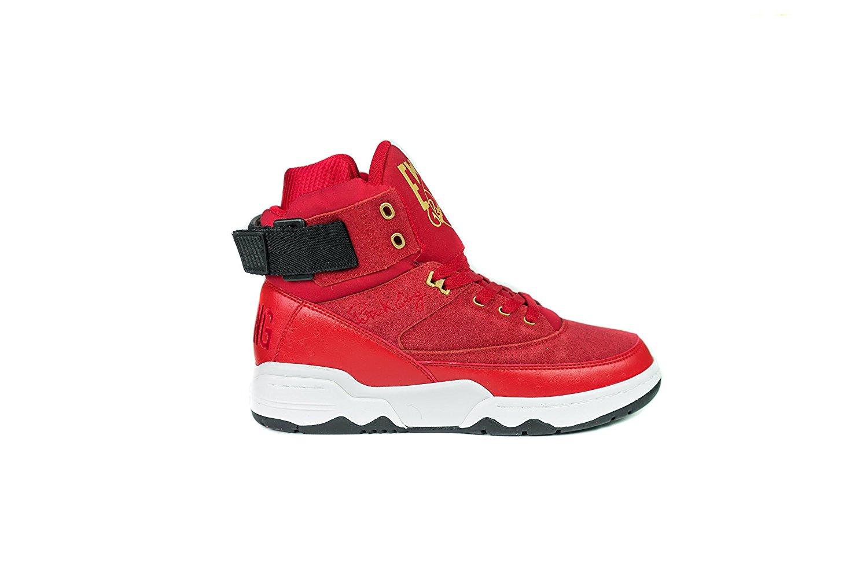 cab99c32a33 Buy Ewing Athletics Ewing 33 HI Black white Basketball Schuhe Shoes ...