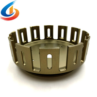 Innovation CNC Aluminum Motorcycle Racing Spare Parts Made from CNC