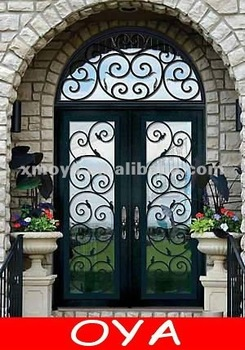 Front Entry Steel Doors For Sale Residential Steel Double Entry