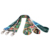 Custom sublimation lanyard business logo lanyard fashion neck strap hot sale products