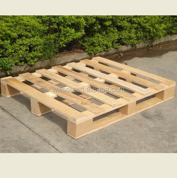 PAL 10112 Way Euro Wooden Pallet Solid Wood