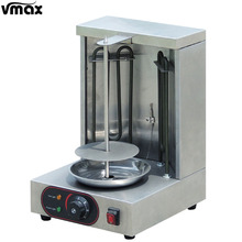 Stainless Steel made chocolate shawarma gourmet machine