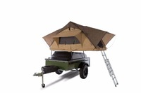 Maggiolina Roof Top Tent Car Camping For Pop Up Camper Trailer