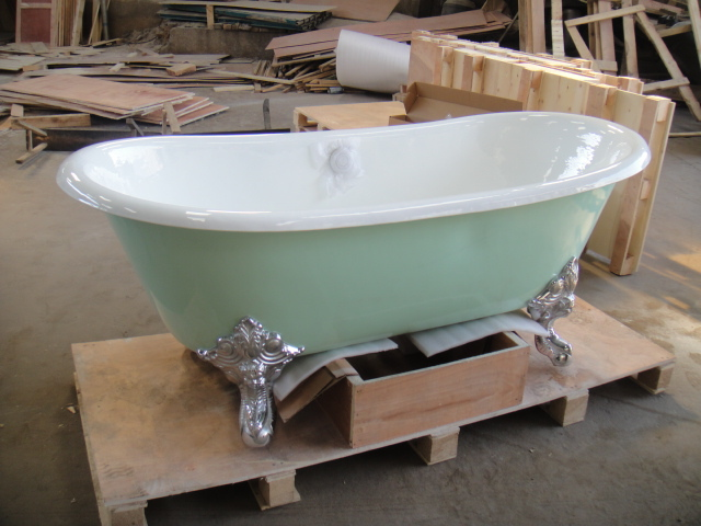 Fascinating Freestanding Cast Iron Soaking Tub Pictures - Best ...