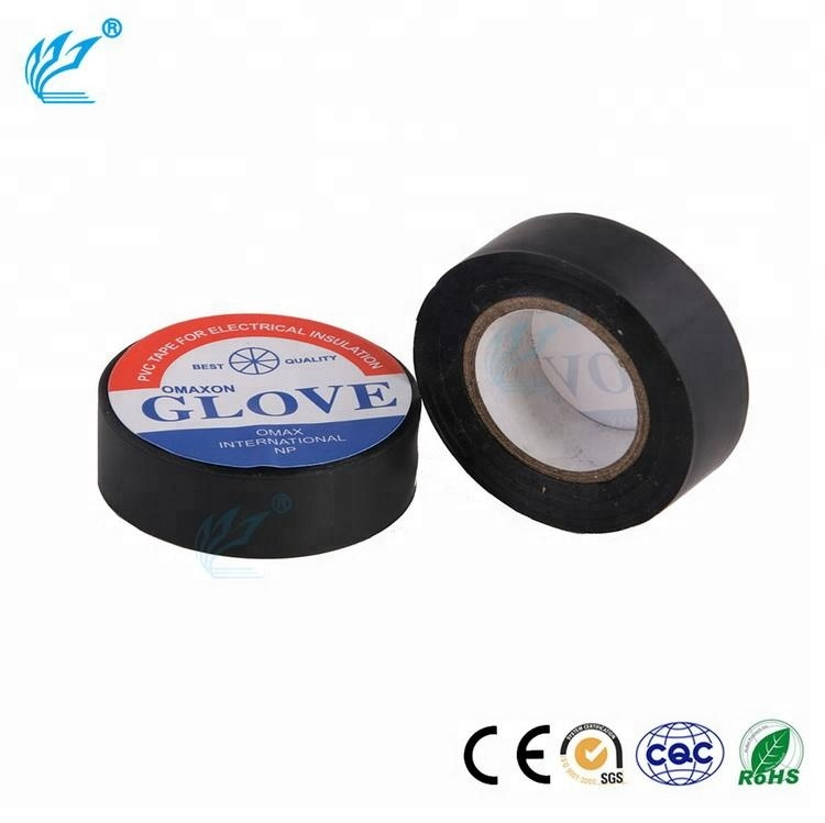 New product attractive style rubber splicing grip tape waterproof pvc pipe wrapping tape with many colors
