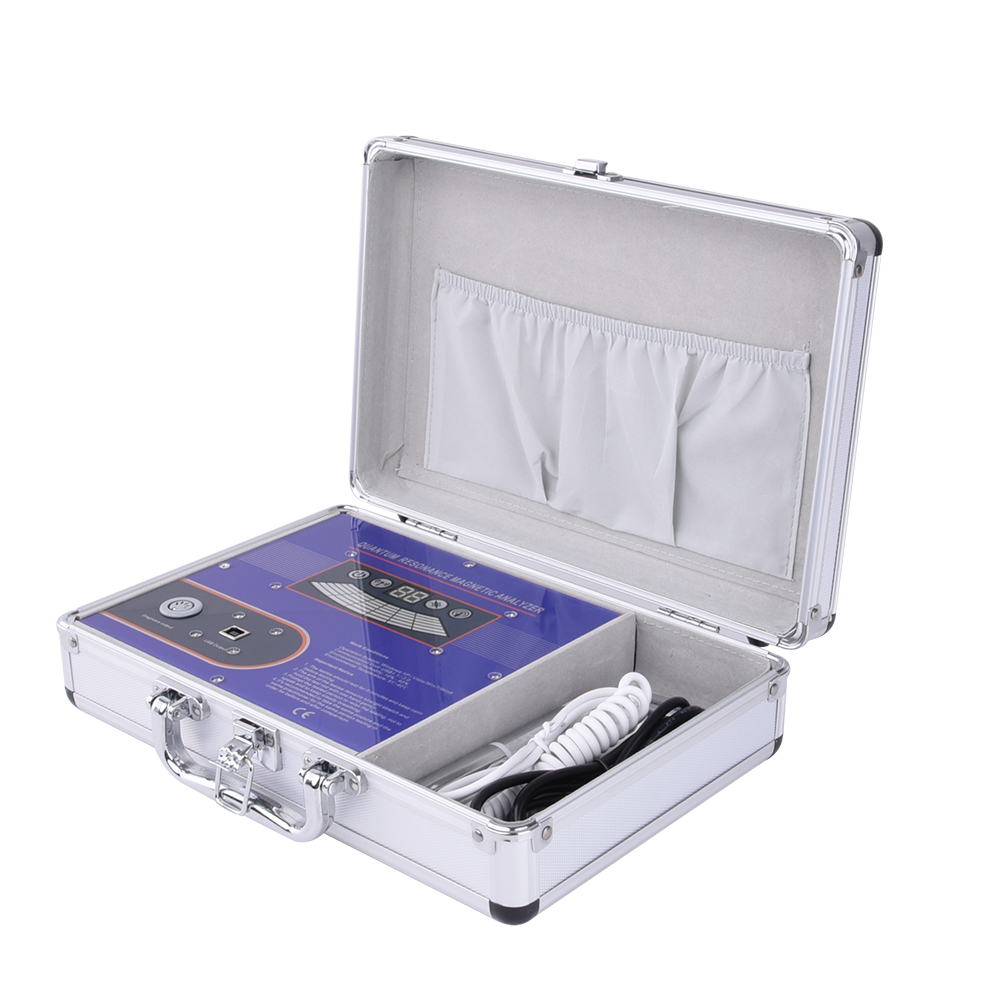 Quantum health test machine 5th generation quantum magnetic resonance body analyzer body health detect analyzer