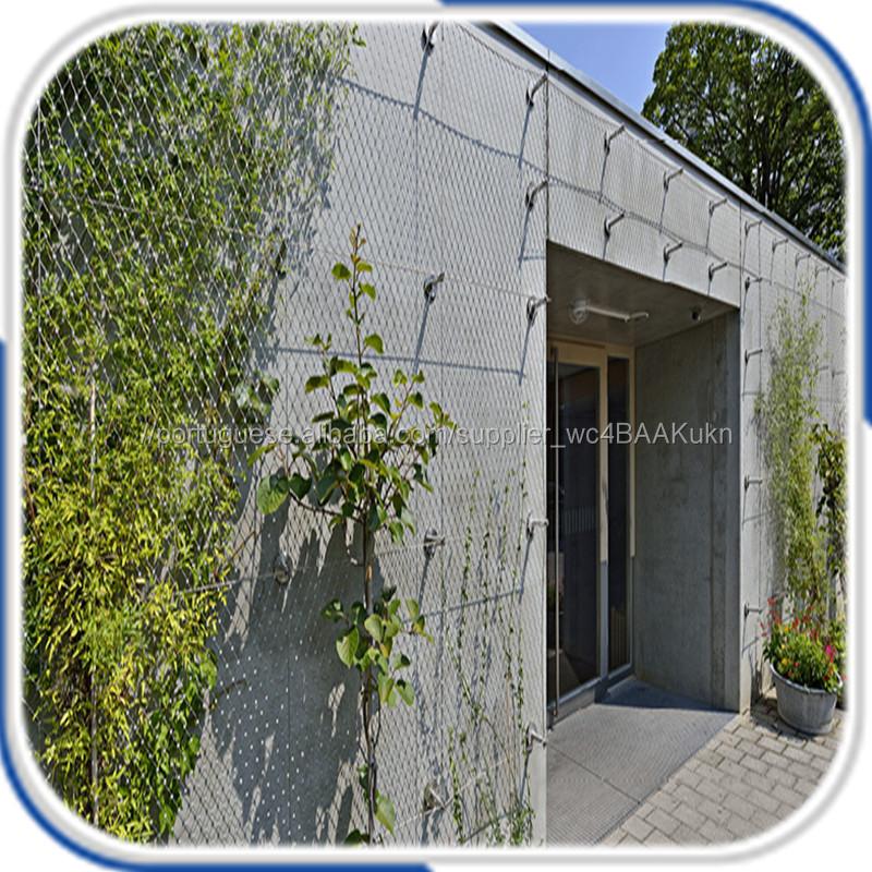 aisi 304 316 grade verde de muro para suporte de plantas