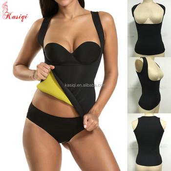 6c187ede3c Hot Sweat Slimming Vest Body Shaper For Women