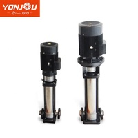 High pressure low volume surface water pump