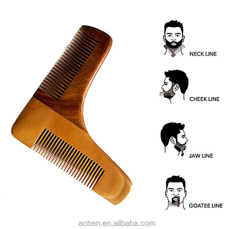 image relating to Beard Shaping Template Printable named Amazoncom: Goateesaver - The Goatee Shaving Template