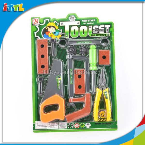 Hot sale power hand tool toys for children playing hand tool toy