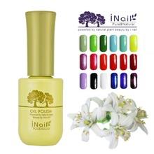 Free shipping 6pcs Inail Neroli Aroma UV Gel Nail polish 15ml 78 colors for choice