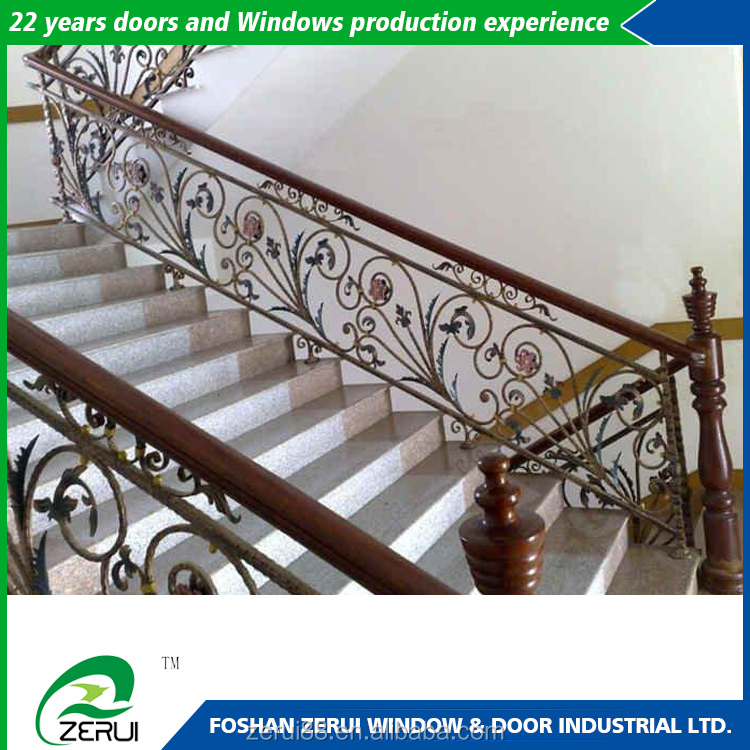 Lowes railingsused barandillas de hierro forjado de hierro for Barandillas hierro forjado