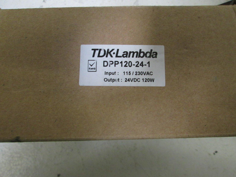 30W 2A 15V TDK LAMBDA DSP30-15 AC-DC Conv DIN Rail 1 O//P