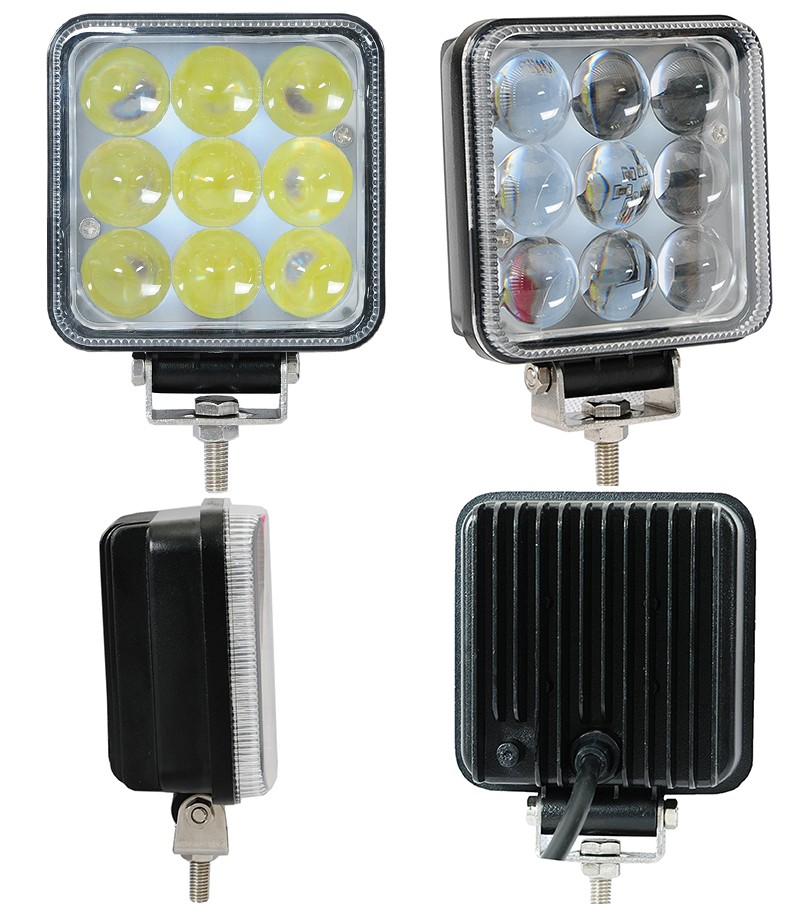 4D 27W led work light