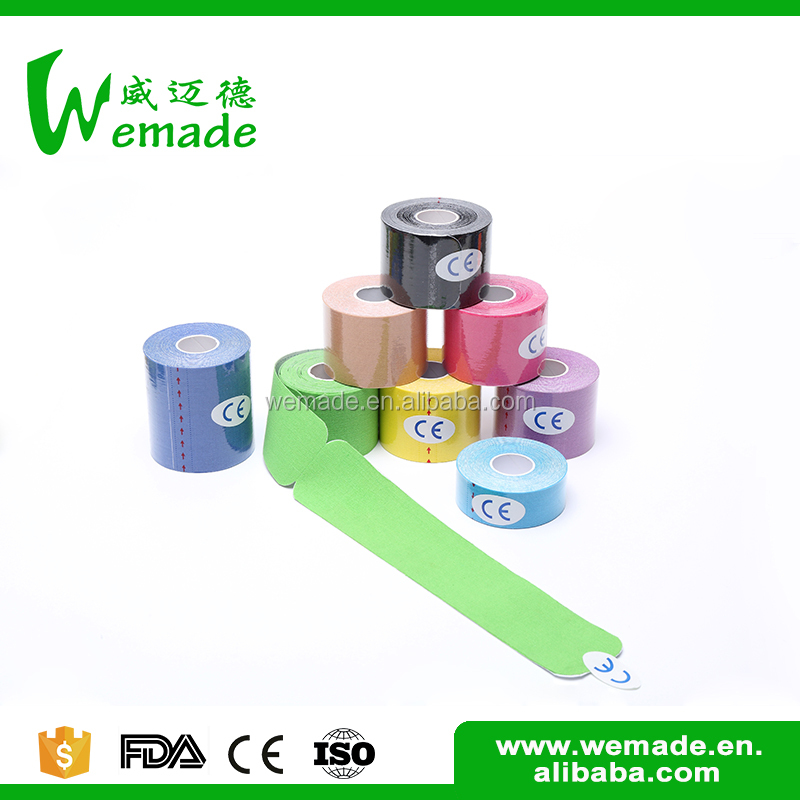 Wuxi Wemade Recovery 2 way stretched kinesiology tape