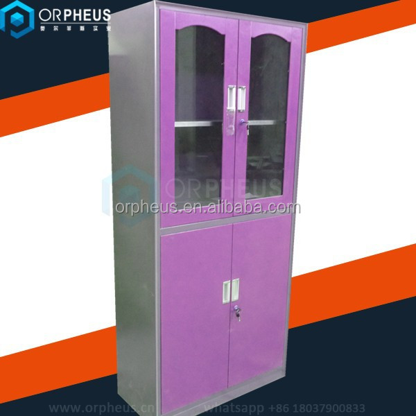 Buy cheap china file enterprise products find china file 2015 modern office furniture purple metalic glass door enterprise file cabinet planetlyrics Gallery
