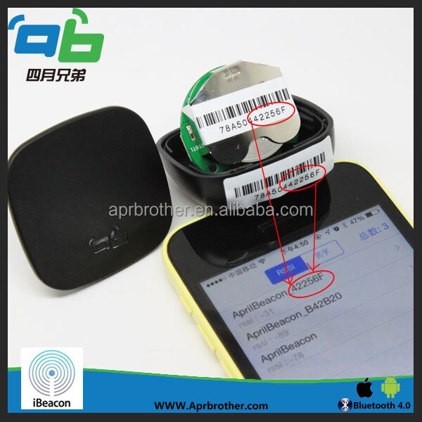 Ios Amp Android Beacon Coin Cell Battery Retainer Ibeacon For