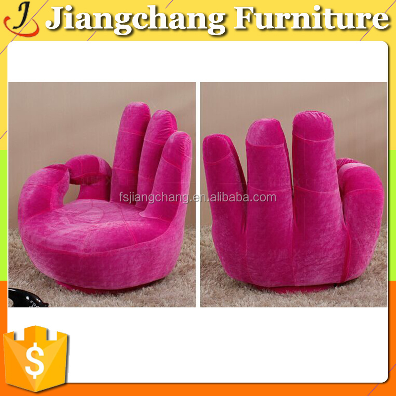 Home Furniture New Design Living Room Finger Sofa Chair
