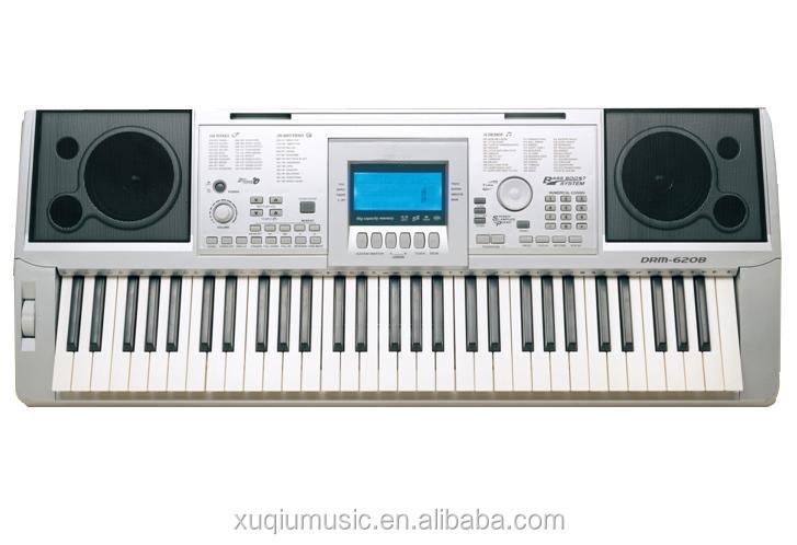 cheap wholesale usb 61 keys electronic organ keyboard for sale buy midi keyboard professional. Black Bedroom Furniture Sets. Home Design Ideas