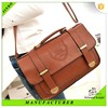 Dubai beautiful girls PU leather handbag with no picture