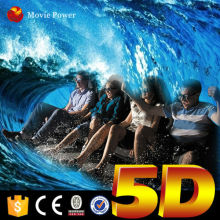 With all special effect thrilling and simulation 3d 4d 5d 6d cinema