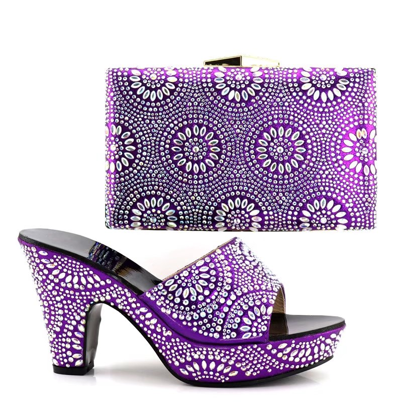 party bag and to and shoes Shoes italian Fashion matching Sinya set bag Wedding twqnYzg