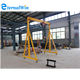 Widely Used Crane 3ton portable mini gantry crane for sale