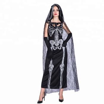 D Costume D Halloween Femme Costume q354ARjLc