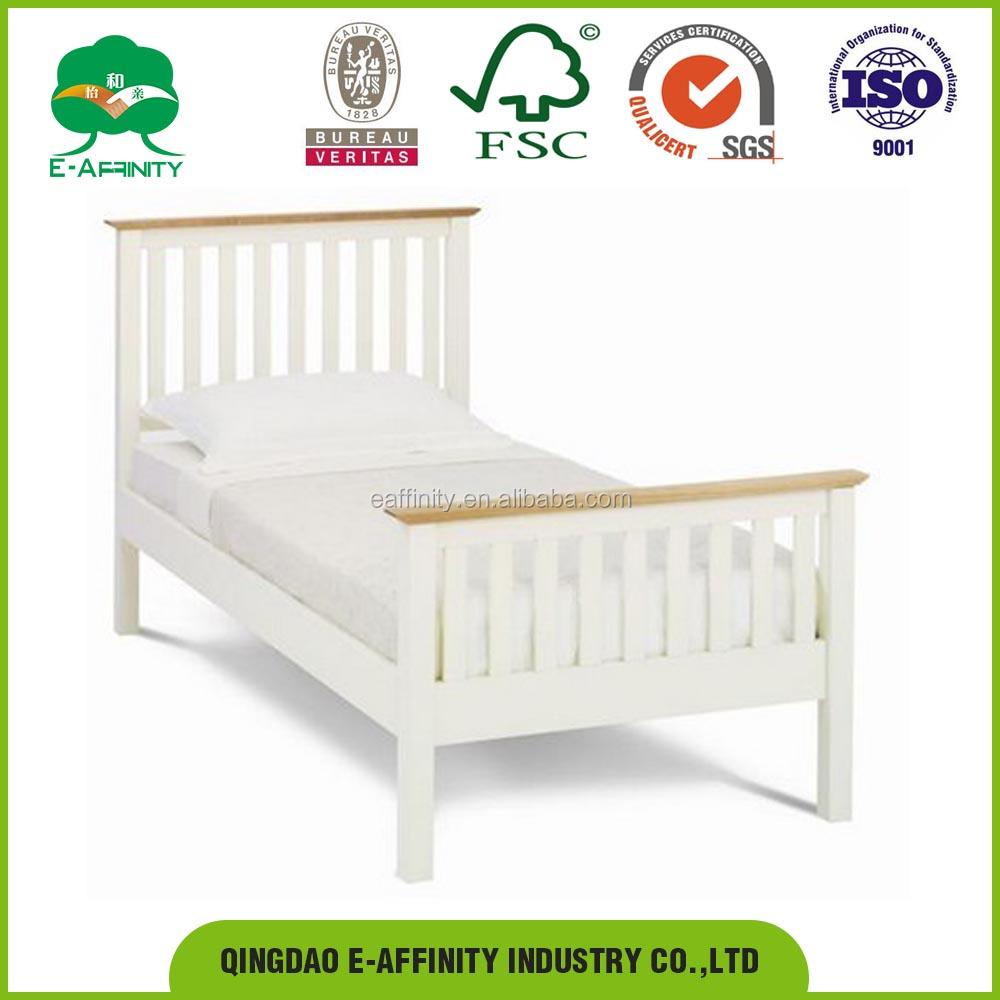Venta al por mayor camas individuales de madera-Compre online los ...