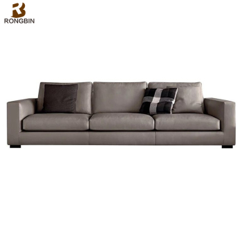 China Quality Guaranteed Sofa Furniture Supplier Top Grain Leather Modern 4  Seater Sofa Price - Buy 4 Seater Sofa,Modern 4 Seater Sofa,4 Seater Sofa ...