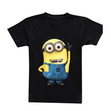 Dětské tričko pro kluky i holky s potiskem Minion z Aliexpress