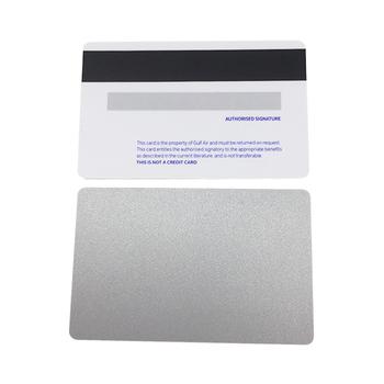 Printable Magnetic Strip Blank Pvc Id Card Buy Magnetic Strip