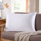 100% pure mulberry silk pillowcase Sheets and Pillow Case 19mm 51*76cm